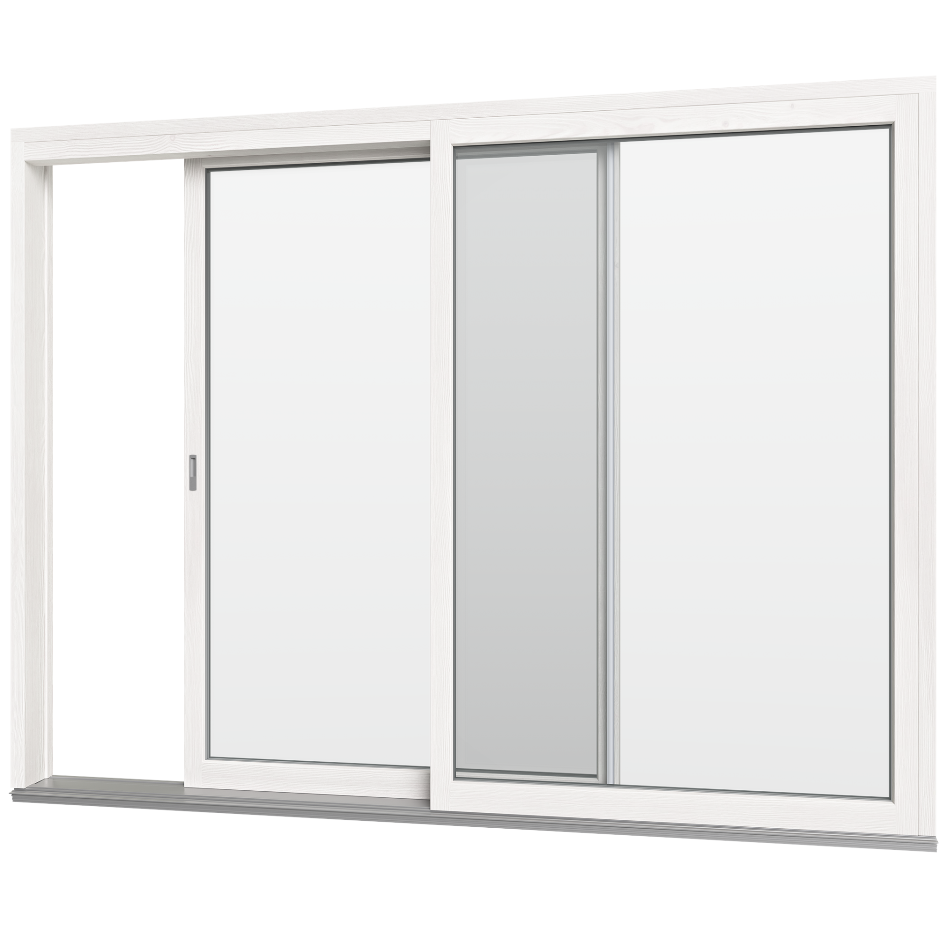 Timber Sliding Patio Door